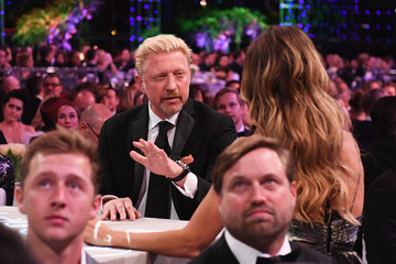 Boris Becker Show - 2017 Laureus World Sports Awards - Monaco