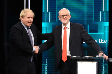 Boris Johnson Jeremy Corbyn News Pictures Of The Week - November 21