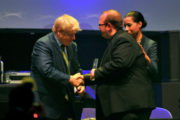 Boris Johnson Inaugural London Music Awards