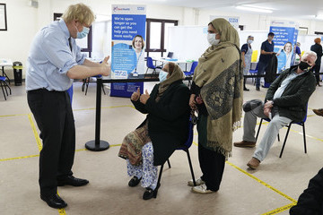 Boris Johnson News Pictures of The Week - February 4