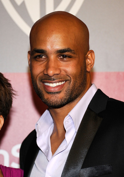 Boris Kodjoe - 2011 InStyle/Warner Brothers Golden Globes Party - Arrivals