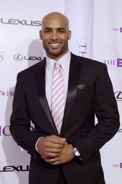 Boris Kodjoe - 4th Annual BET Honors - Arrivals