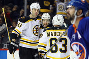 Zdeno Chara Brad Marchand Photos Photo