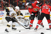 Zdeno Chara and Anton Khudobin Photos Photo