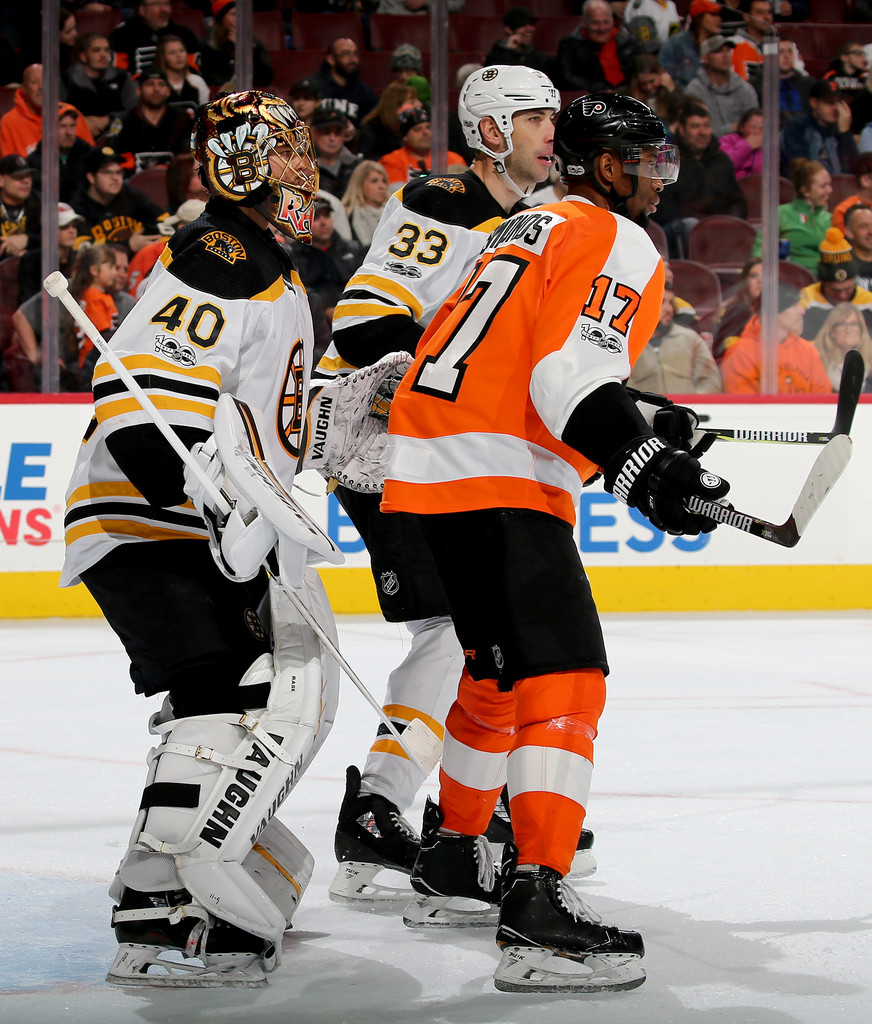 Zdeno Chara And Tuukka Rask Photos Photos