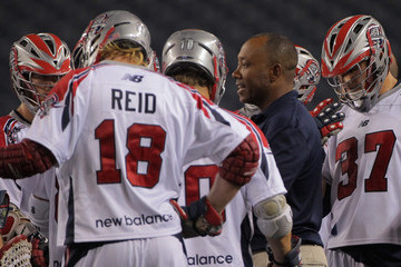 Bill Daye Boston Cannons v Denver Outlaws