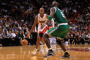 Ray Allen Kevin Garnett Photos Photo
