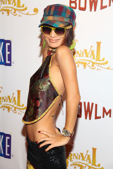 Bai Ling Bai Ling attends the opening of Carnival at Bowlmor Lanes on