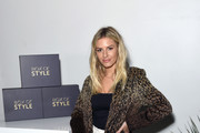 Morgan Stewart attends the Box of Style By Rachel Zoe Female Founders Dinner at The AllBright West Hollywood on October 03, 2019 in West Hollywood, California.