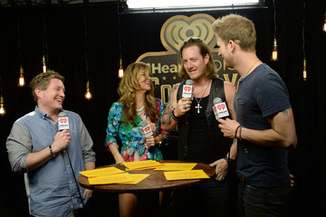 Boxer iHeartRadio Country Festival In Austin - Offstage