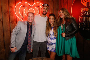 Boxer 2015 iHeartRadio Country Festival - Backstage