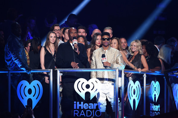 2015 iHeartRadio Music Festival - Night 1 - Show [night 1 - show,performance,entertainment,product,event,performing arts,stage,crowd,public event,concert,music artist,bryshere gray,big boy,las vegas,nevada,mgm grand garden arena,iheartradio music festival]