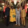 Chiwetel Ejiofor and Maxwell Simba