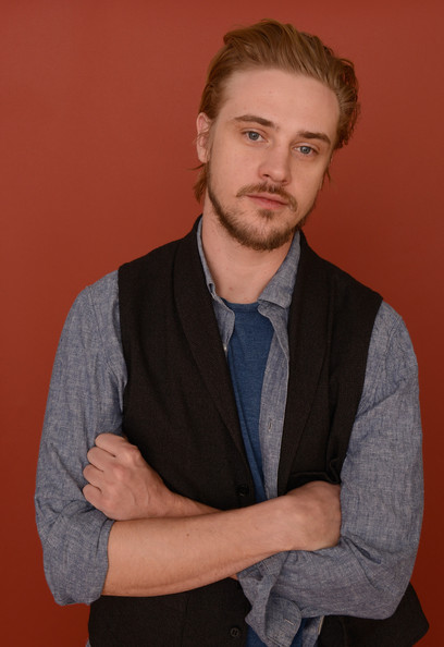 Boyd Holbrook Actor Boyd Holbrook poses for a portrait during the 2013 Sundance Film Festival at the Getty Images Portrait Studio at Village At The Lift on January 23, 2013 in Park City, Utah.