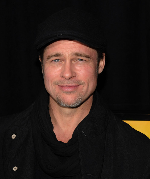 brad pitt as metro man. rad pitt as metro man.