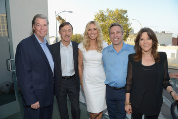 Brad Allen Farrah Fawcett 5th Anniversary Reception