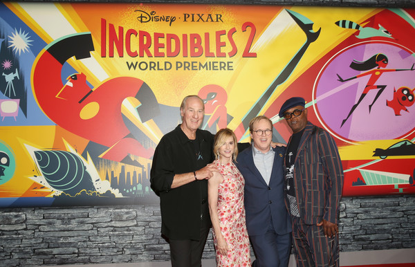 World Premiere Of Disney-Pixar's 'Incredibles 2'