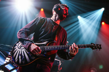 Brad Delson Linkin Park Album Release Party Presented by State Farm at the iHeartRadio Theater LA