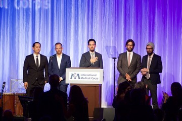 Brad Delson International Medical Corps Annual Awards Celebration