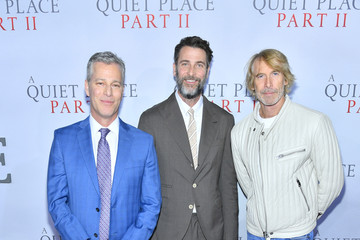 """Brad Fuller PARAMOUNT PICTURES PRESENTS THE WORLD PREMIERE OF """"A QUIET PLACE PART II"""""""