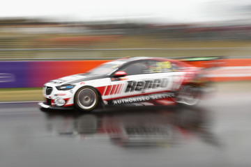 Brad Jones Supercars - Bathurst 1000: Practice