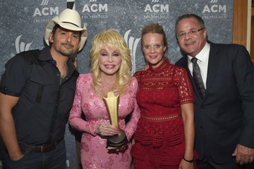 Brad Paisley 11th Annual ACM Honors - Backstage and Audience