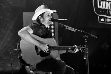 Brad Paisley iHeartCountry Live With Brad Paisley Presented By Citi MasterPass