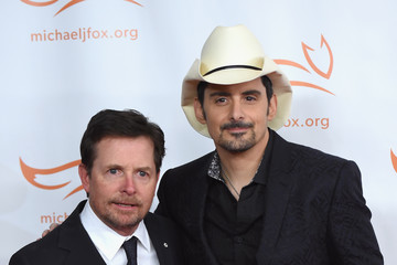 Brad Paisley 2017 A Funny Thing Happened on the Way to Cure Parkinson's - Arrivals