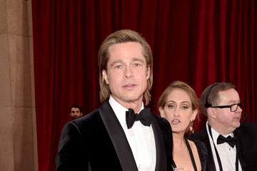 Brad Pitt 92nd Annual Academy Awards - Executive Arrivals