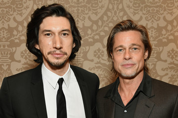 Brad Pitt Adam Driver 2020 Getty Entertainment - Social Ready Content