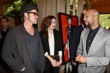 Brad Pitt Arrivals at the 15th Annual AFI Awards