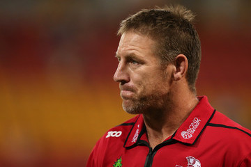 Brad Thorn Super Rugby Rd 2 - Reds Vs. Brumbies