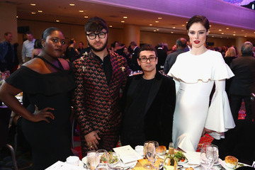 Brad Walsh 81st Annual YMA Fashion Scholarship Fund National Merit Scholarship Awards Dinner at New York Marriott Marquis