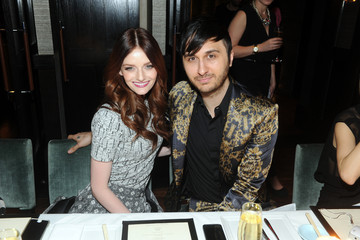 Brad Walsh Christian Siriano Fashion Week Fall 2014 Private Dinner And After Party At KOI SOHO