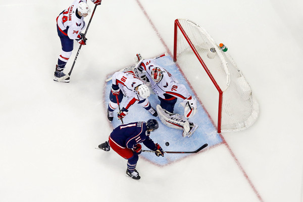 Washington Capitals Vs. Columbus Blue Jackets - Game Six