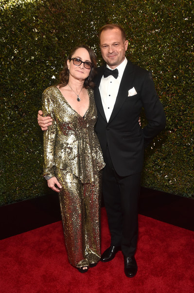 76th Annual Golden Globe Awards - Executive Arrivals