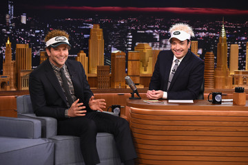 Bradley Cooper Bradley Cooper Visits 'The Tonight Show'