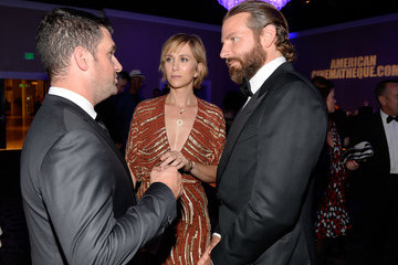 Bradley Cooper 30th Annual American Cinematheque Awards Gala - Cocktail Reception