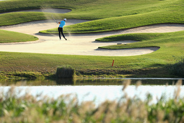 Bradley Dredge Portugal Masters 2018 - Day Two