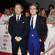 Bradley Walsh National Television Awards 2020 - Red Carpet Arrivals