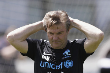 Bradley Walsh Soccer Aid For UNICEF Media Access