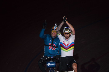 Bradley Wiggins London Six Day Race