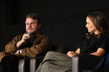 Brady Corbet AFI FEST 2018 Presented By Audi - Screening Of 'Vox Lux' - A Conversation With Natalie Portman