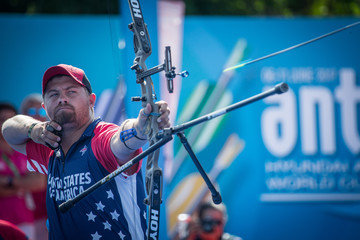 Brady Ellison Archery World Cup 2017 Stage 2 - Antalya