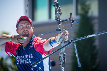 Brady Ellison Archery World Cup 2017 Stage 3 - Salt Lake City