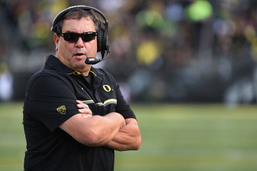 Brady Hoke Arizona State v Oregon