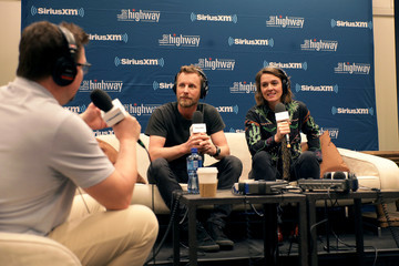 Brandi Carlile SiriusXM's The Highway Channel Broadcasts Backstage Leading Up To The ACMs