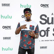 """Brandon Brown Cinespia Special Screening Of Fox Searchlight And Hulu's """"Summer Of Soul"""" With Questlove"""