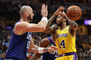 Brandon Ingram Los Angeles Clippers vs. Los Angeles Lakers