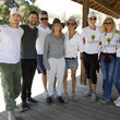 Brandon Jenner Clarins And The Malibu Foundation Host Replant Love